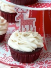 Red Velvet Cupcakes Vegan 5