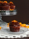 Chocolate Sweet Potato Cupcakes 2