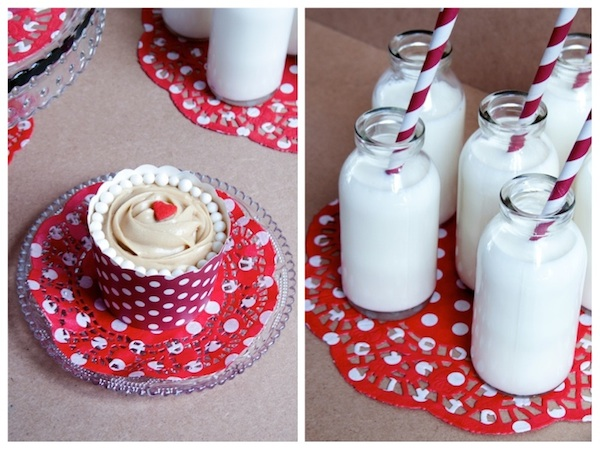 Banana Biscoff Cupcakes Dyptich 2