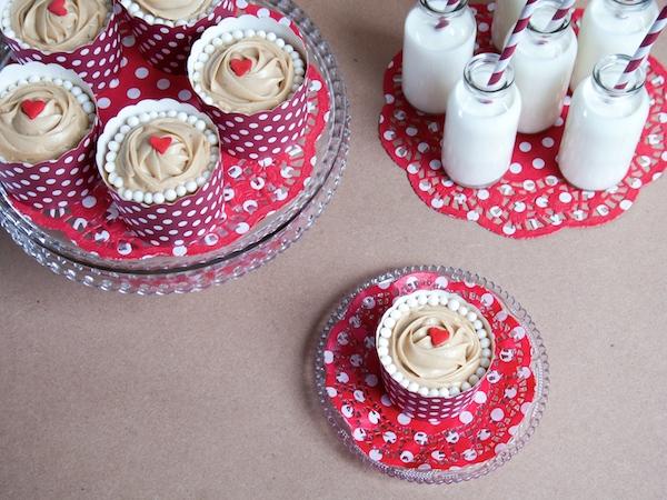 Biscoff Banana Cupcakes 10