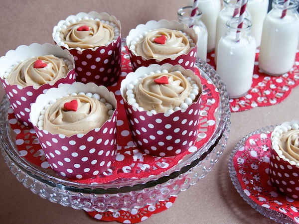 Biscoff Banana Cupcakes 4