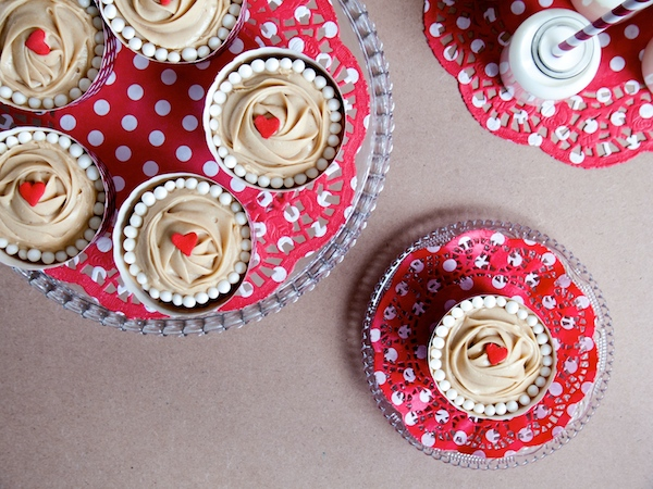 Biscoff Banana Cupcakes 8