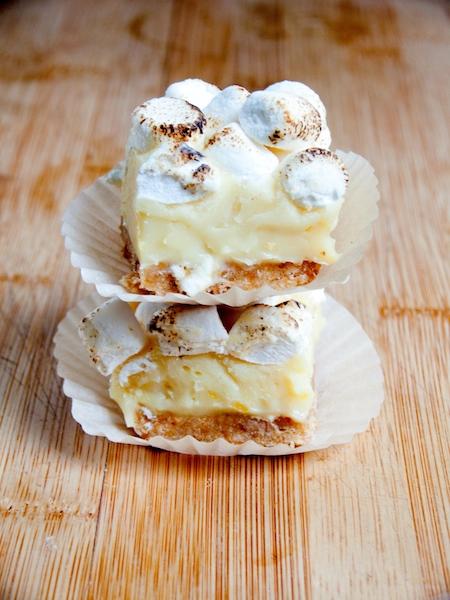 White Chocolate Lemon Meringue Pie Bars 3