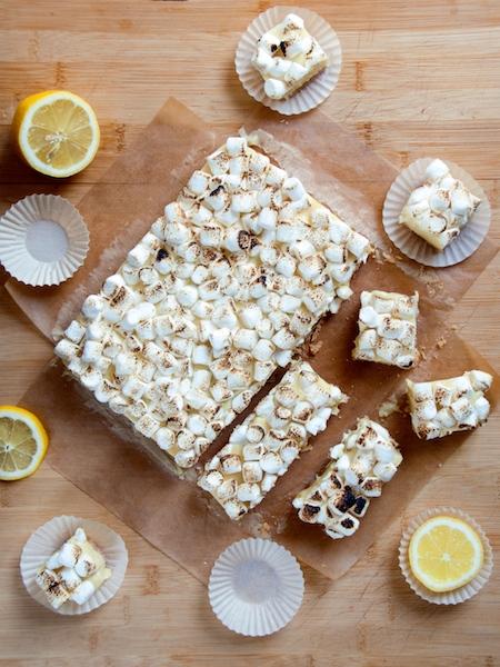 White Chocolate Lemon Meringue Pie Bars 5