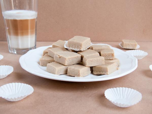 Chai Tea Fudge 1