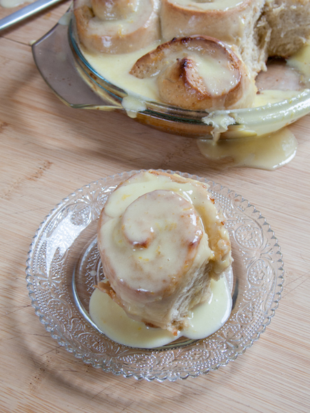 Lemon Sweet Rolls 11