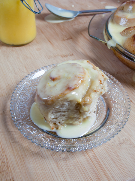 Lemon Sweet Rolls 4