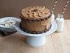 Peanut Butter Chocolate Layer Cake 7