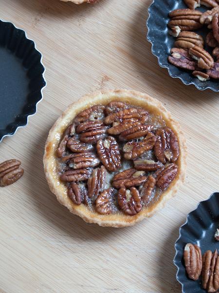 Pecan Pies 4