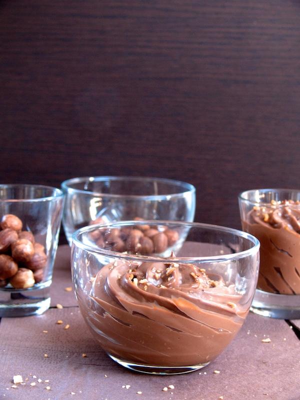 Nutella Chocolate Pudding 10