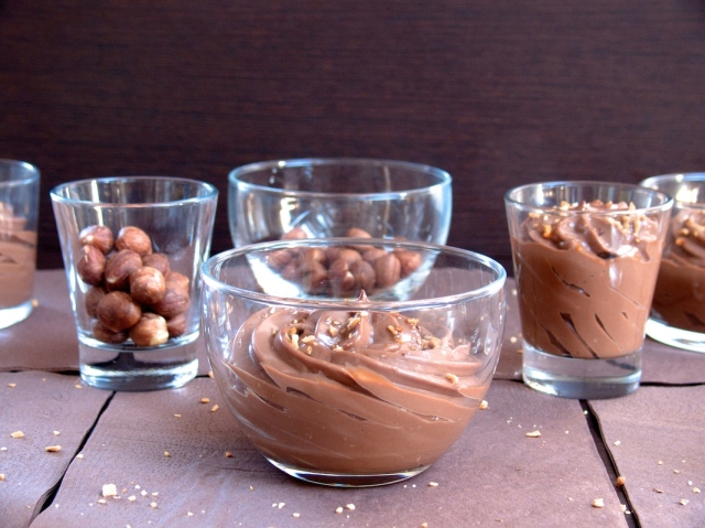 Nutella Chocolate Pudding 11