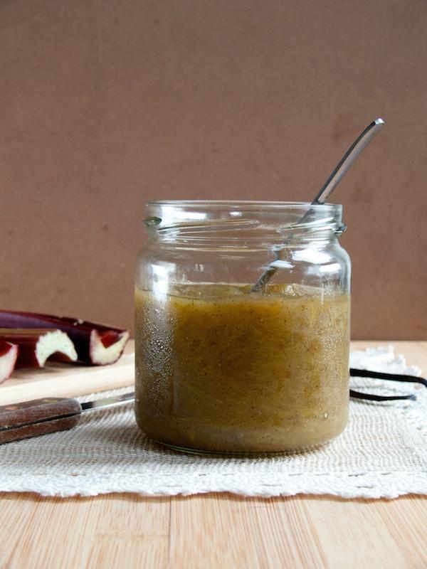 Rhubarb Vanilla Jam 12