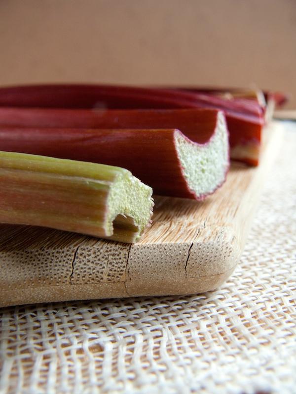 Rhubarb Vanilla Jam 2