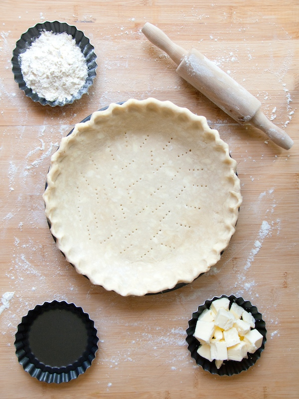 All Butter Flaky Pie Crust 11