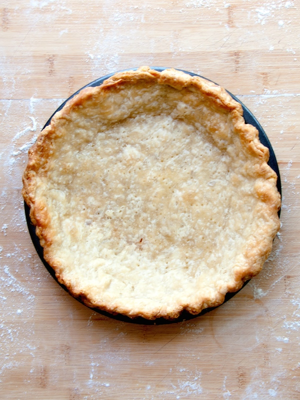 All Butter Flaky Pie Crust 2