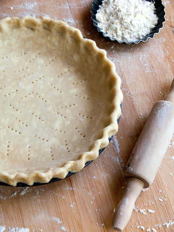 All Butter Flaky Pie Crust 5