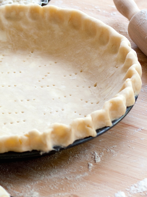 All Butter, Really Flaky Pie Dough Recipes — Dishmaps